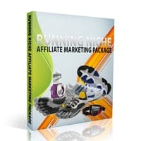Running Niche Affiliate Marketing Package